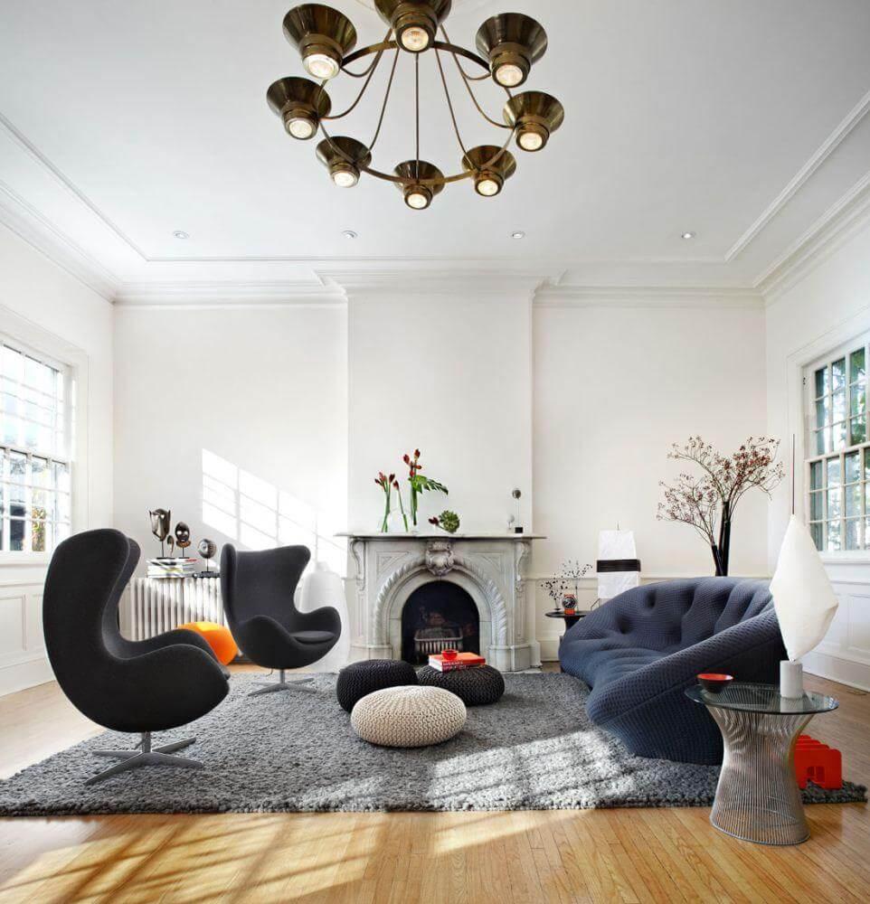 phong cách nội thất chiết trung đẹp