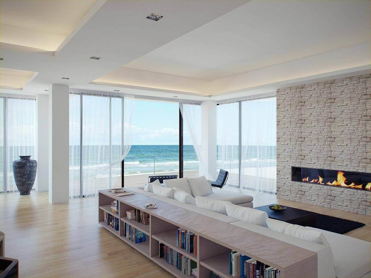 Phong cách nội thất Coastal đẹp