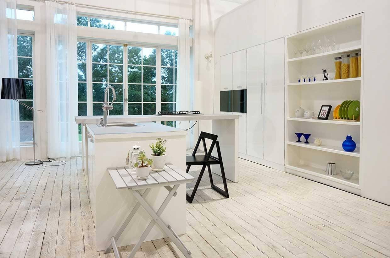 thiết kế phong cách nội thất hàn quốc đẹp