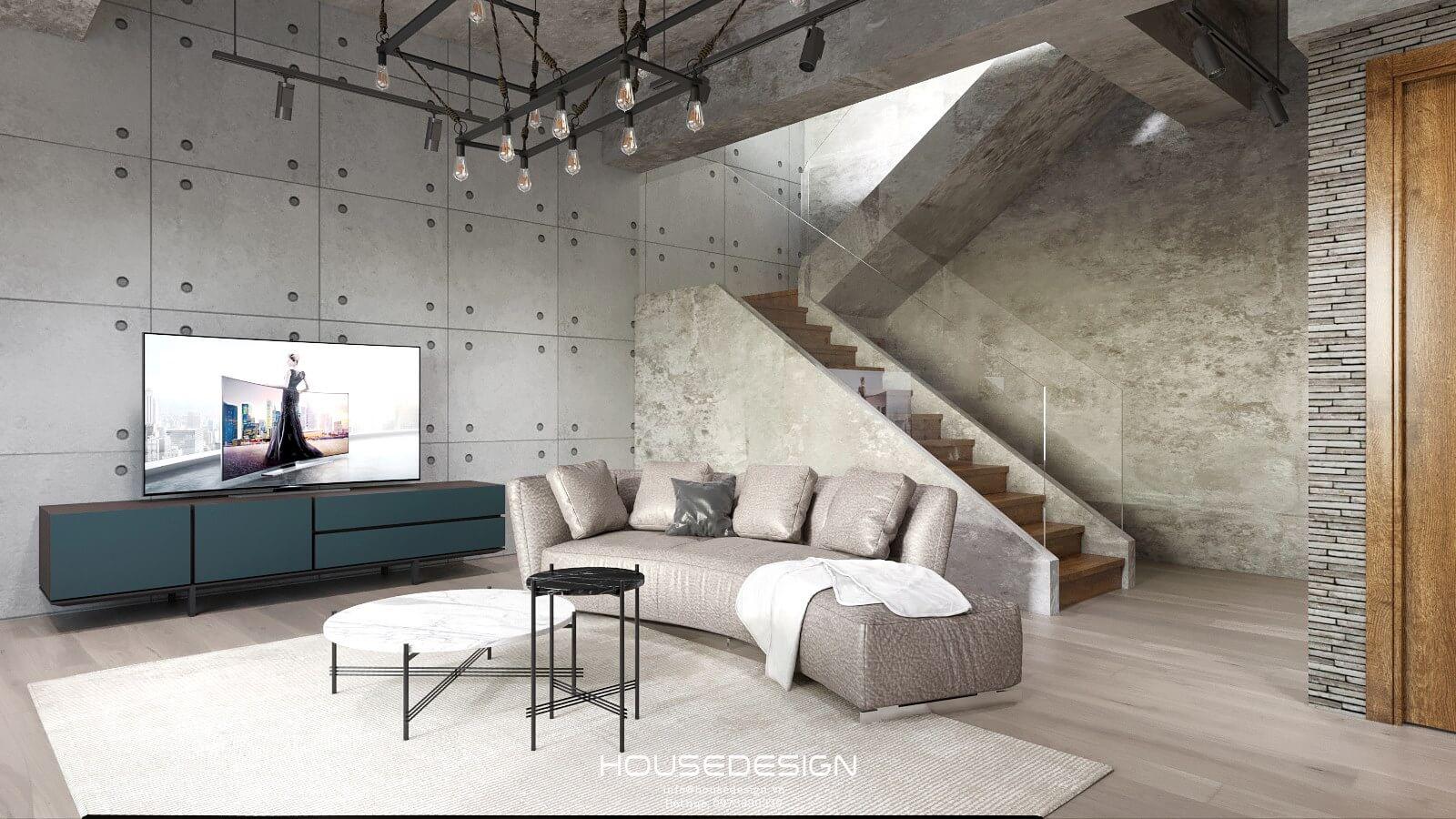tìm hiểu phong cách nội thất hiện đại