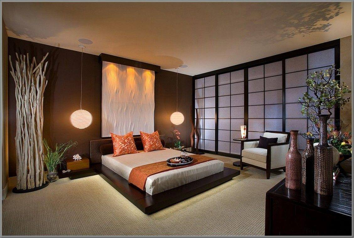 phòng ngủ theo phong cách nội thất nhật bản