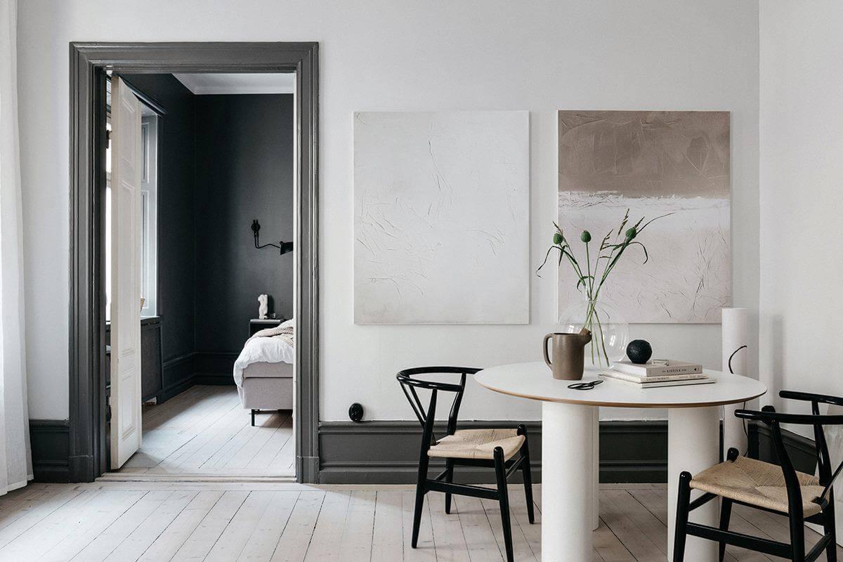 thiết kế nội thất phong cách Scandinese đẹp