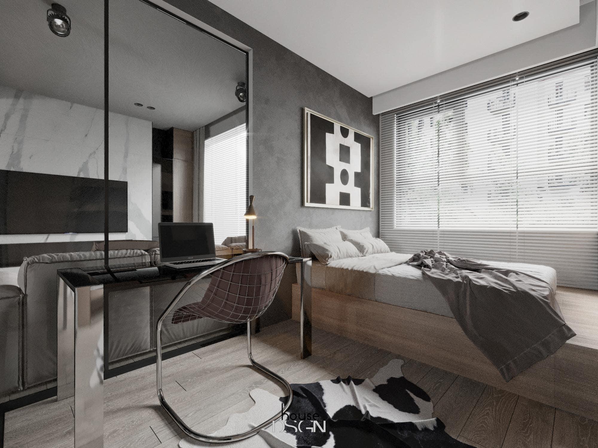 mẫu phong cách thiết kế nội thất biệt thự ấn tượng