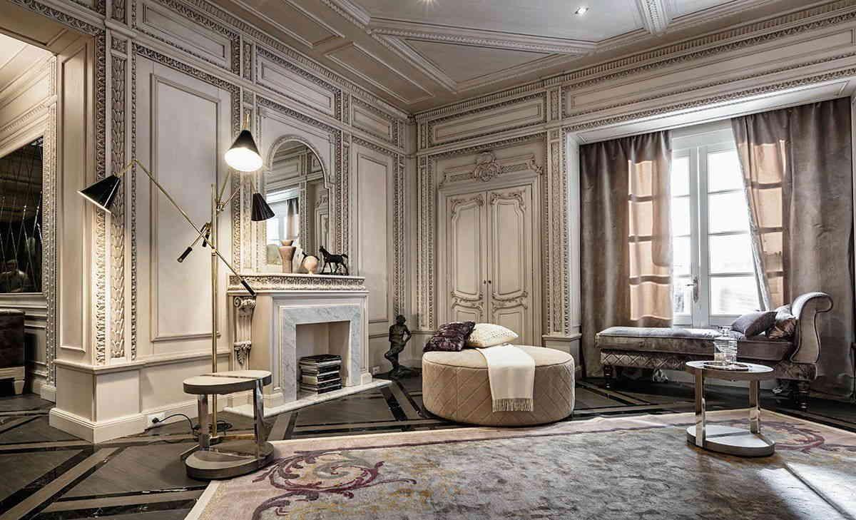 thiết kế nội thất phong cách classic - Housedesign