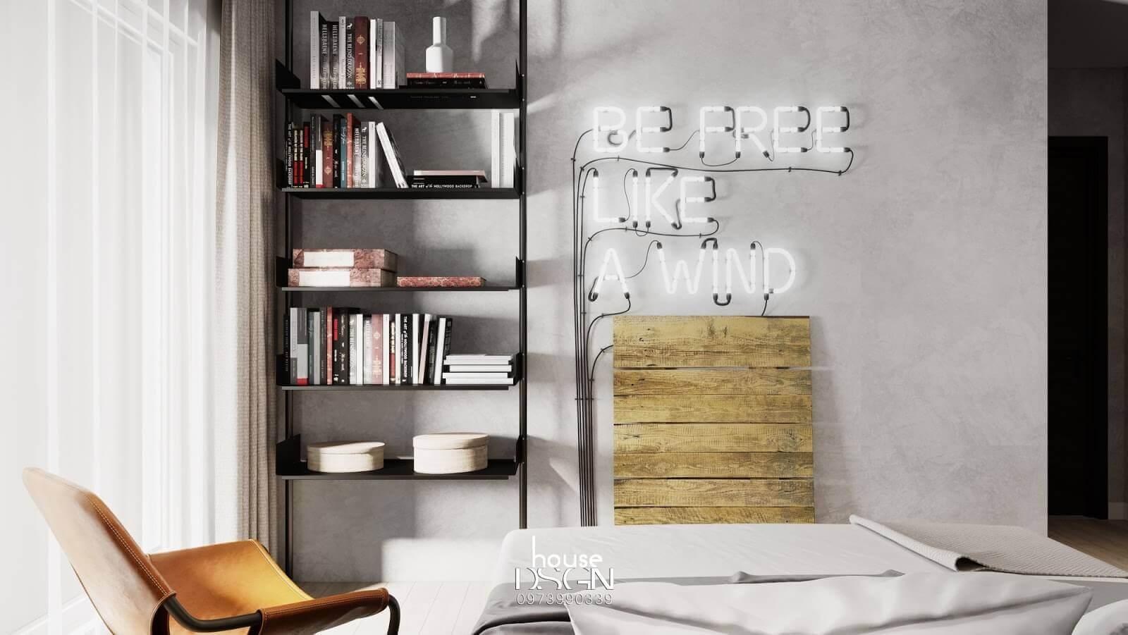 phong cách thiết kế nội thất công nghiệp chuyên nghiệp