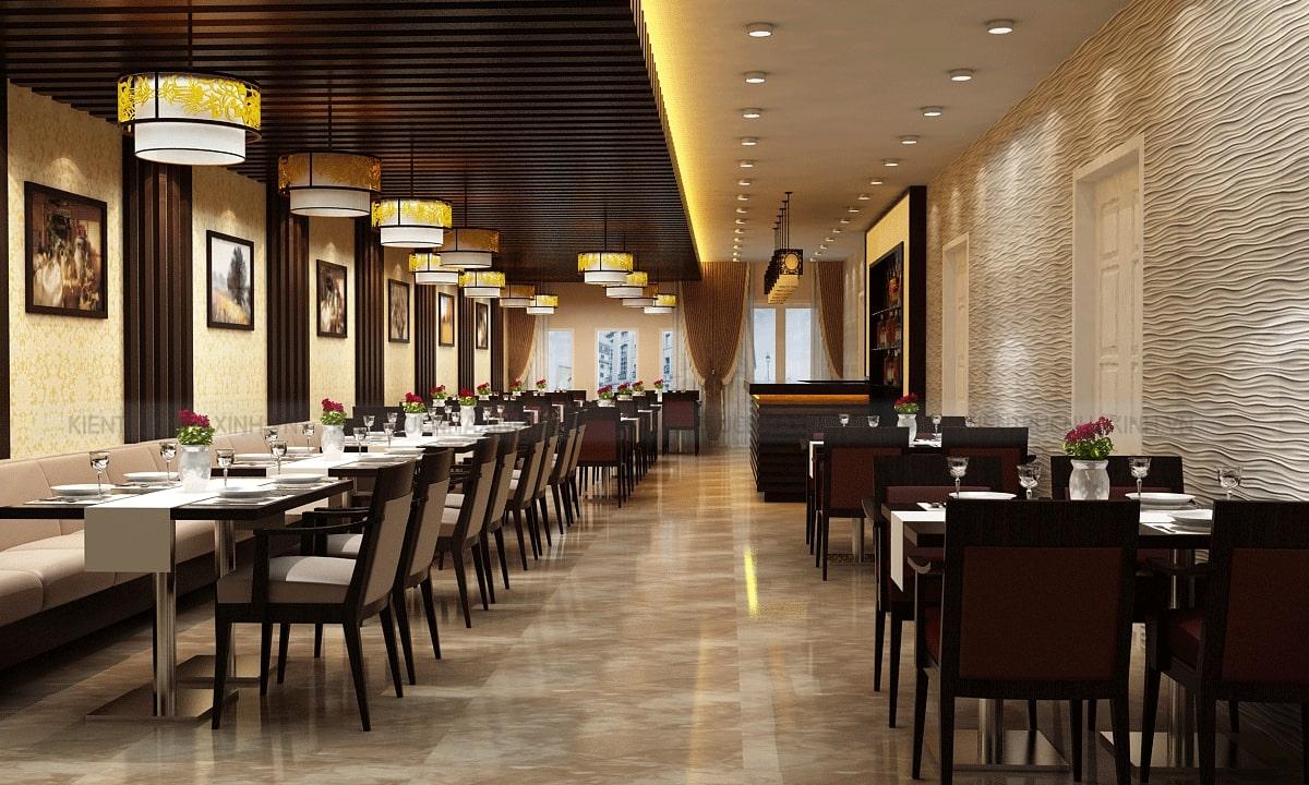 mẫu phong cách thiết kế nội thất khách sạn