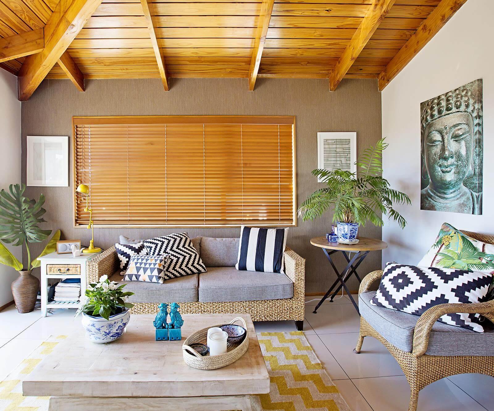 phong cách thiết kế nội thất tropical đẹp