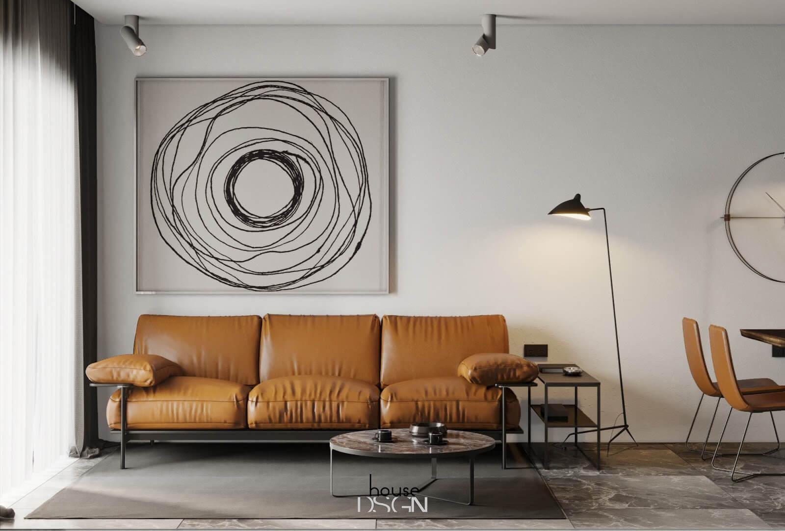 mẫu phong cách thiết kế nội thất urban