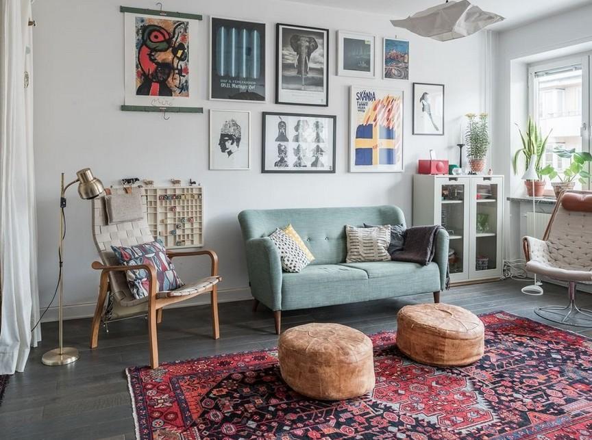 phong cách thiết kế nội thất vintage - Housedesign