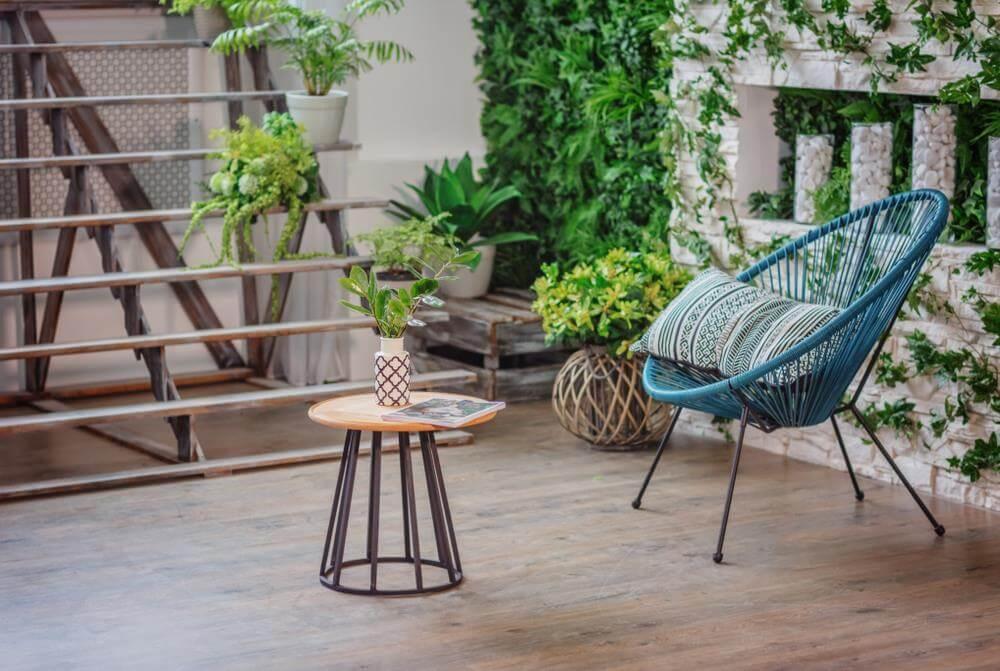 phong cách tropical trong thiết kế nội thất ấn tượng
