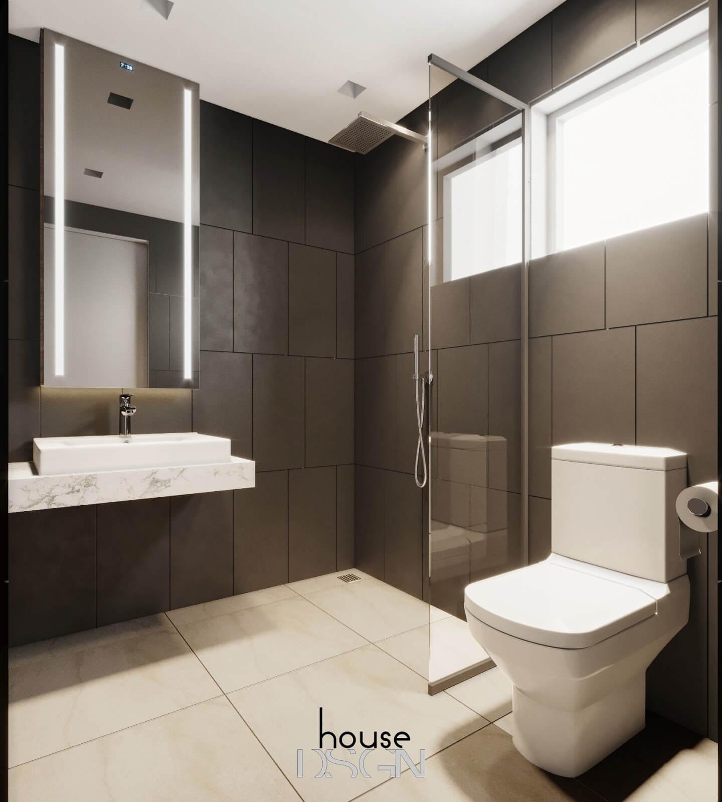 mẫu phong cách Urban trong thiết kế nội thất