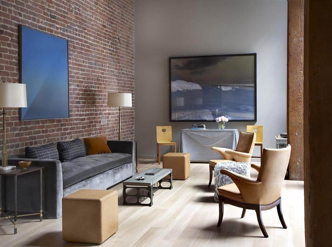 thiết kế nội thất phong cách Urban