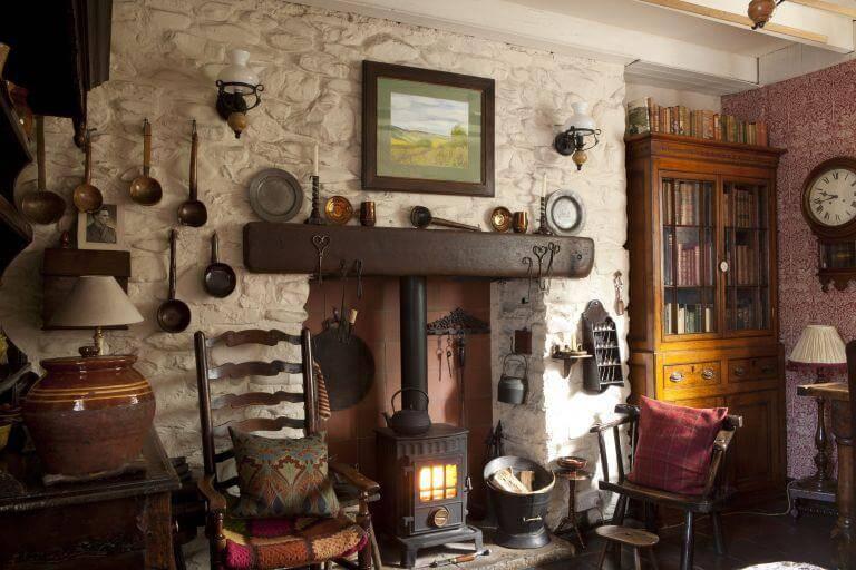 phong cách vintage trong nội thất gồm những gì