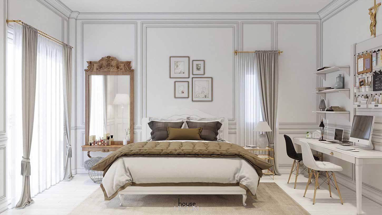 phòng ngủ theo phong cách scandinavian đẹp - Housedesign