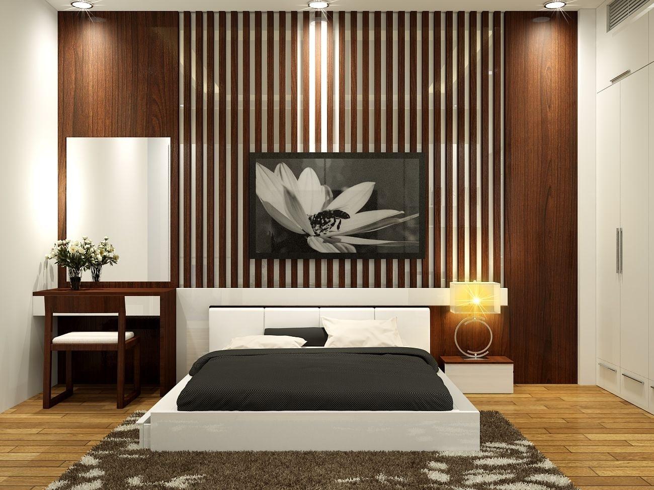 mẫu phòng ngủ thiết kế nội thất khách sạn