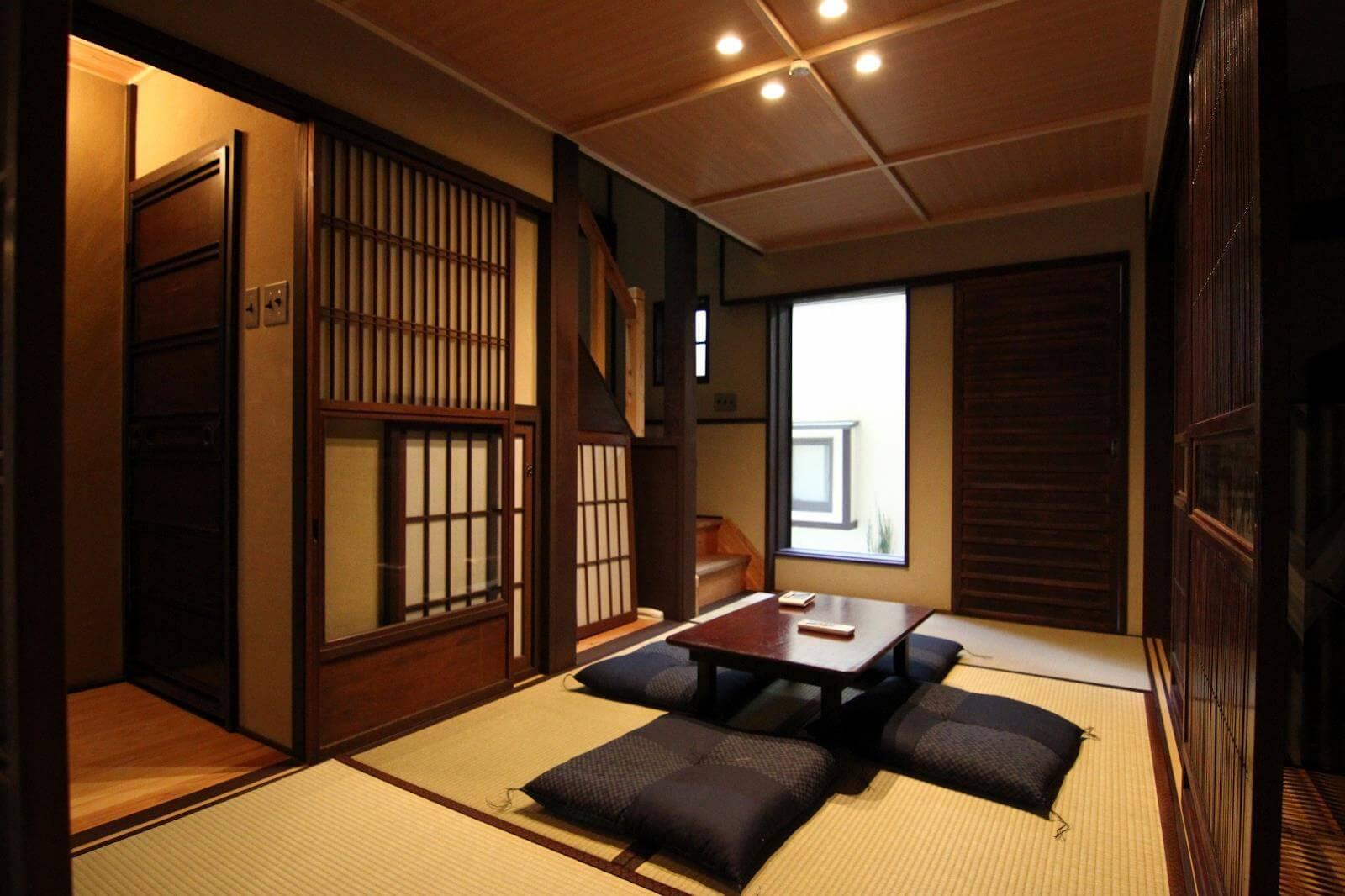 thi công nội thất phong cách Nhật Bản chuyên nghiệp