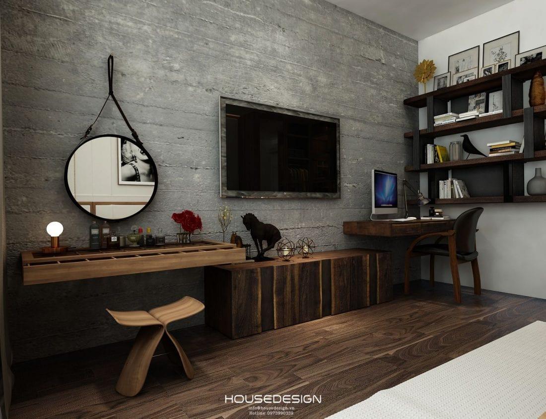 thi công thiết kế nội thất nhà phố chuyên nghiệp tphcm