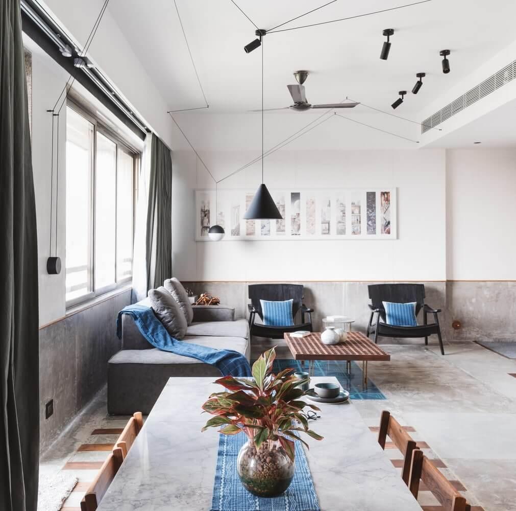 thiết kế căn hộ Feliz En Vista Altaz hiện đại
