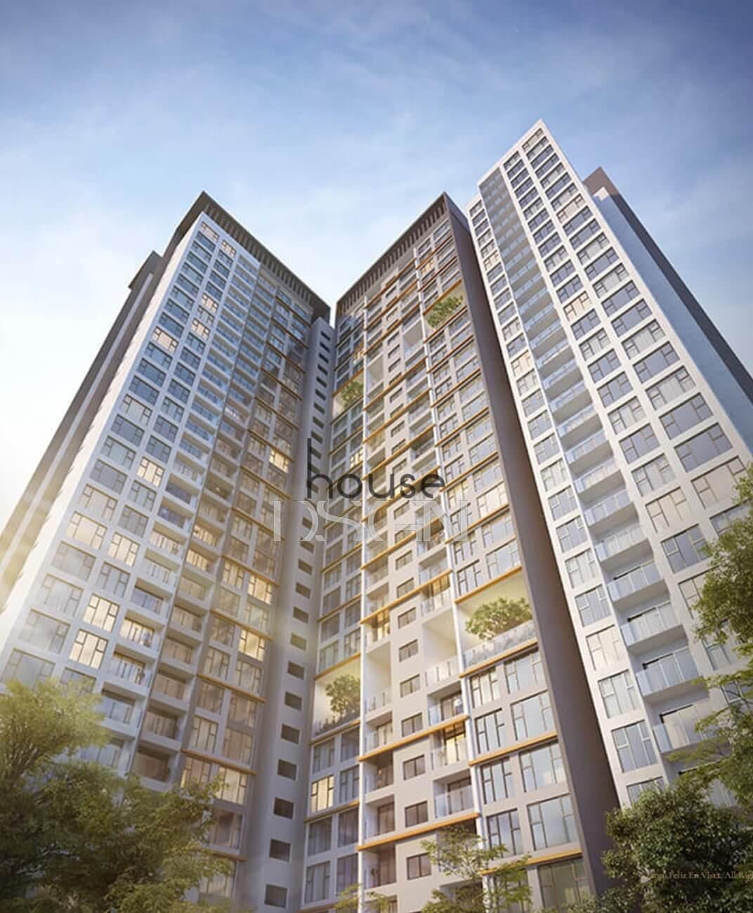 mẫu thiết kế căn hộ Feliz En Vista Berdaz