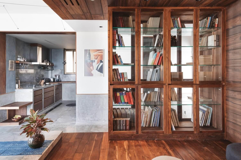 thiết kế căn hộ Feliz En Vista Berdaz sang trọng