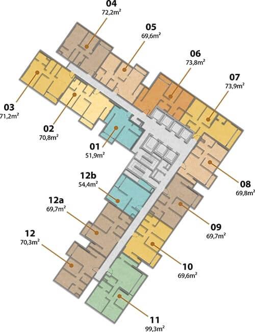 thiết kế nội thất căn hộ Masteri An Phu 3 phòng ngủ cho gia đình