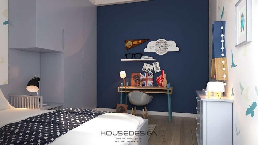 mẫu thiết kế nội thất căn hộ Masteri An Phú hot nhất