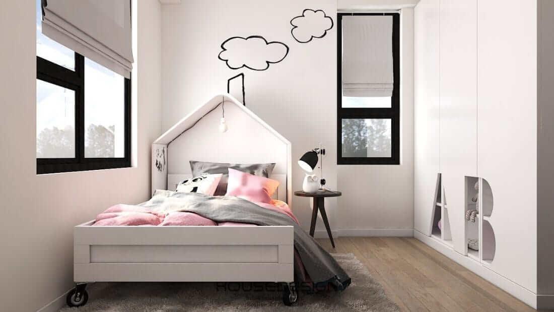 thiết kế căn hộ masteri An Phú yên tĩnh