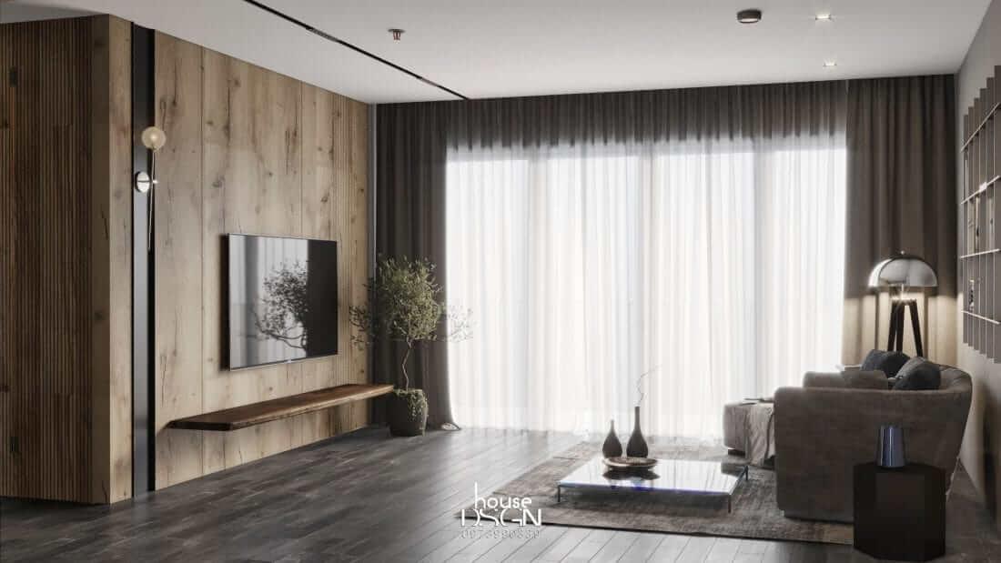 Thiết kế căn hộ Riviera Point 3 phòng ngủ tiện nghi