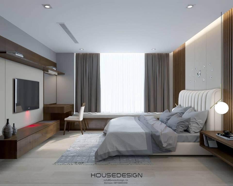 thiết kế nội thất căn hộ vinhomes central park đẹp