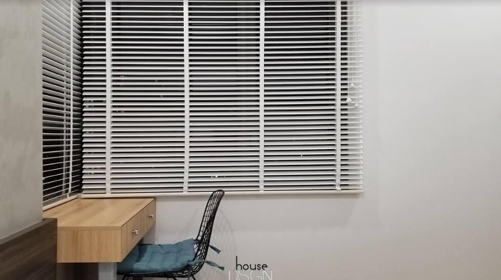 thiết kế chung cư 65m2 2 phòng ngủ hiện đại