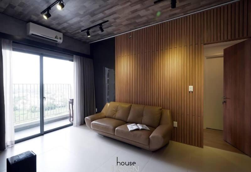 thiết kế nội thất căn hộ 65m2 2 phòng ngủ chuyên nghiệp