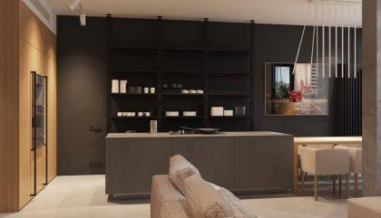 các phong cách thiết kế nội thất căn hộ Lakeview