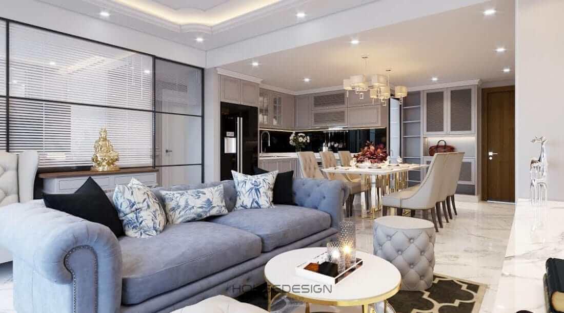 ý tưởng thiết kế nội thất căn hộ Masteri An Phú