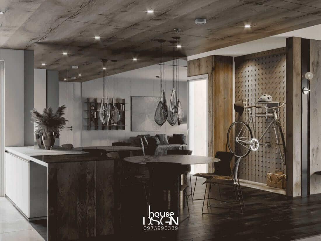 Thiết kế nội thất căn hộ Riviera Point ở đâu