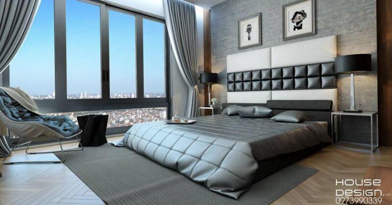 mẫu thiết kế nội thất căn hộ vinhomes central park