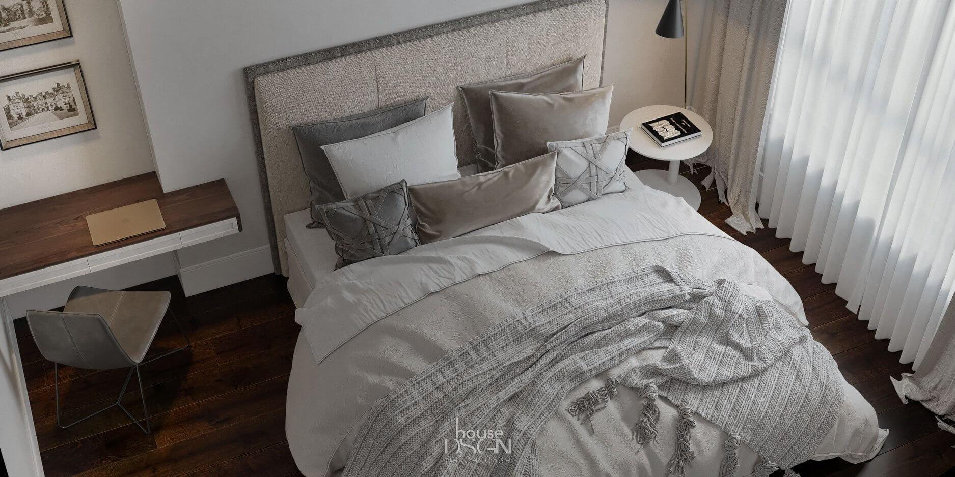 thiết kế nội thất chung cư 100m2 hiện đại