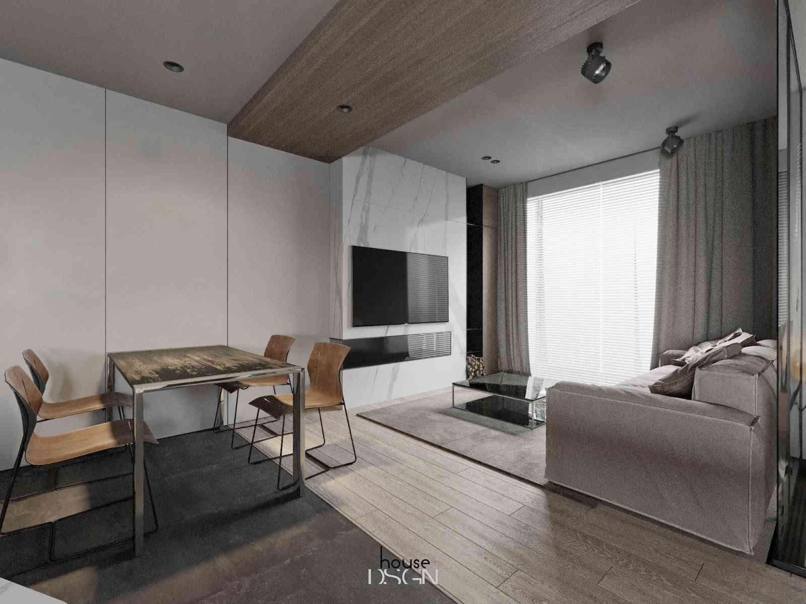 thiết kế nội thất chung cư feliz en vista