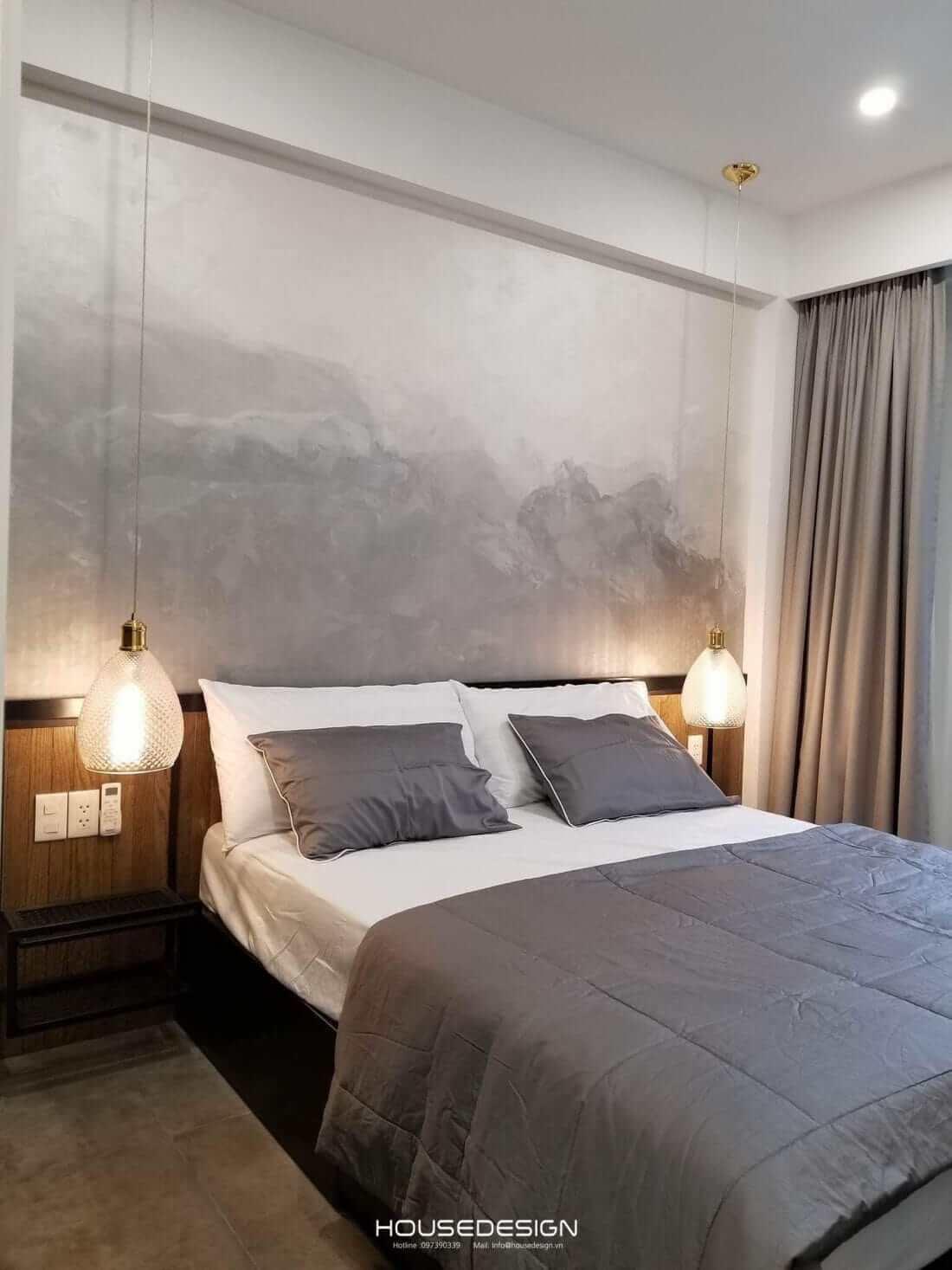 thiết kế nội thất chung cư 52m2 chuyên nghiệp