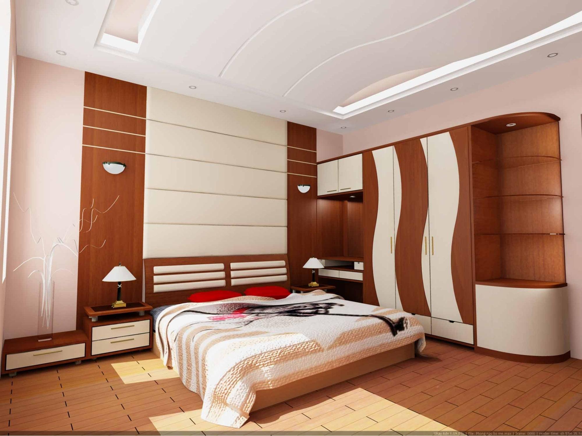 mẫu thiết kế nội thất khách sạn ấn tượng