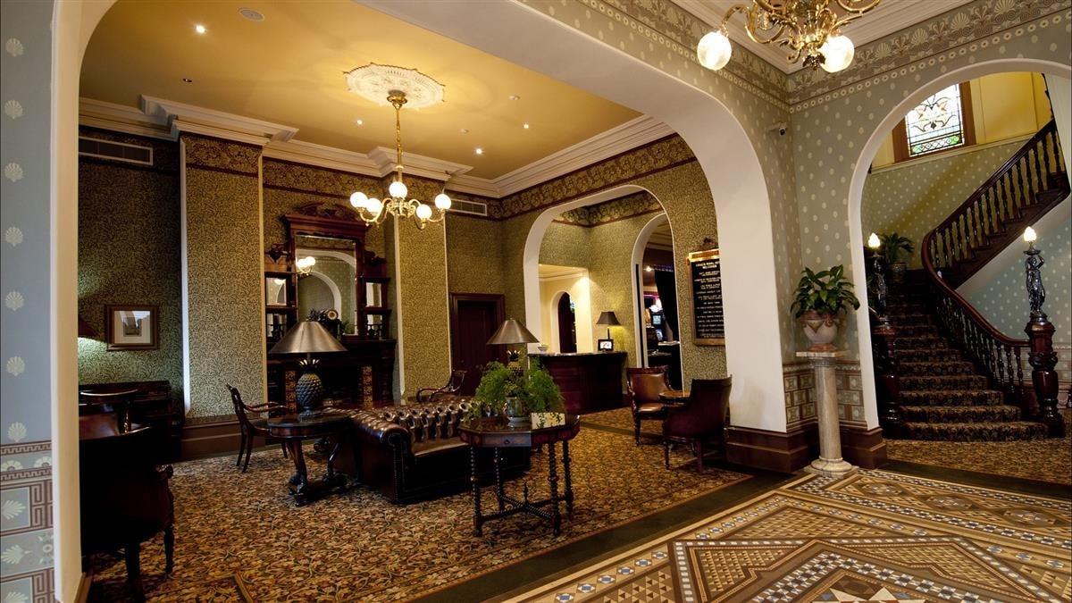 mẫu thiết kế nội thất khách sạn cao cấp
