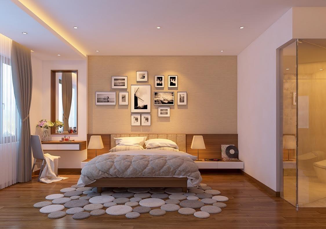 mẫu thiết kế nội thất khách sạn hiện đại
