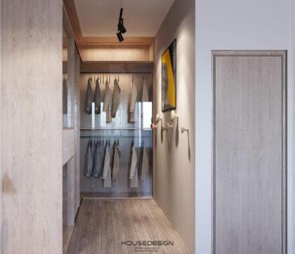 thiết kế nội thất nhà phố Palm City cao cấp