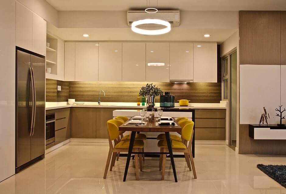 các mẫu thiết kế nội thất Palm Heights sang trọng
