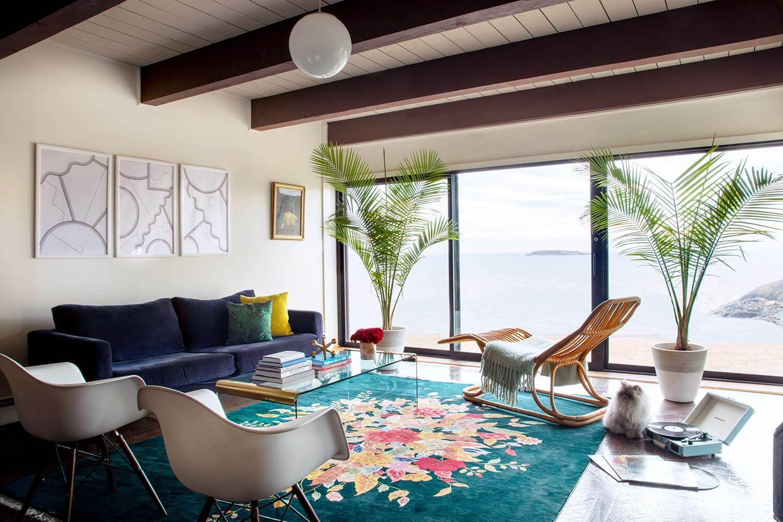 Thiết kế nội thất phong cách chiết trung đẹp