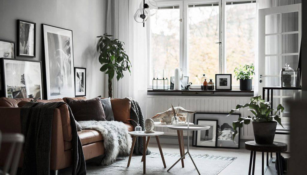 Thiết kế nội thất theo phong cách đơn giản Japandi đẹp