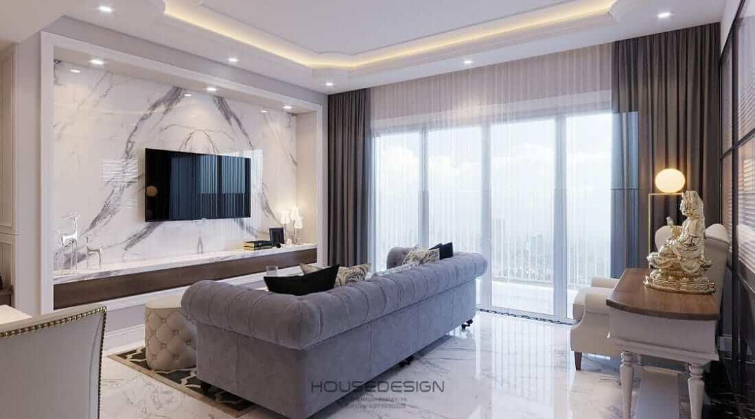 các mẫu thiết kế căn hộ Masteri An Phú hot nhất