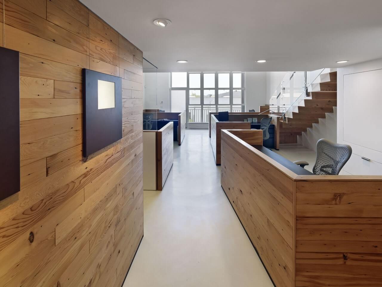 xu hướng thiết kế văn phòng hiện đại mới nhất