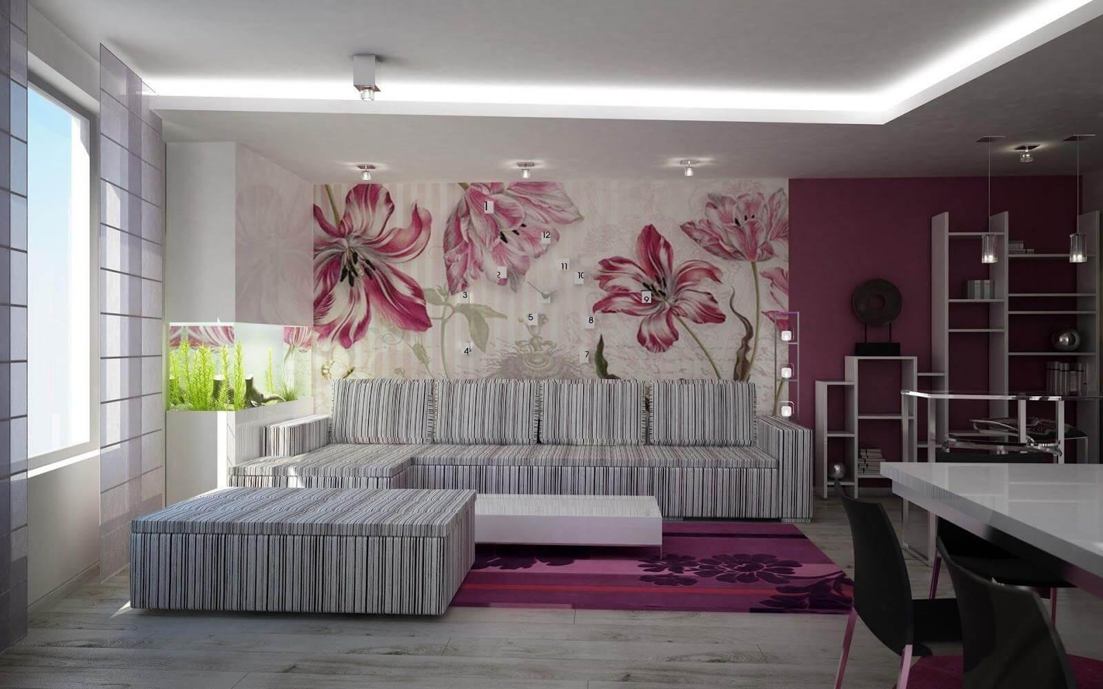 một số xu hướng trang trí thiết kế nội thất