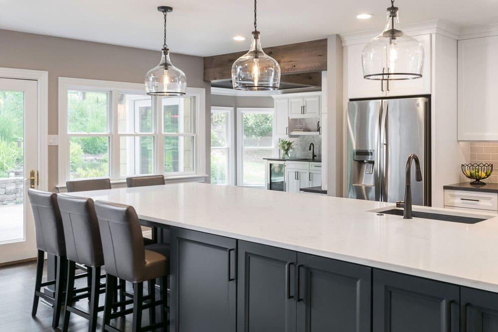 ý tưởng thiết kế bếp cổ điển - Housedesign