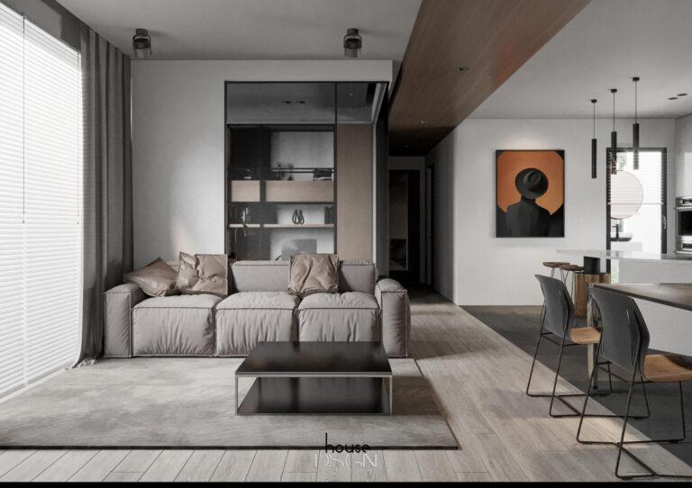 Thiết kế nội thất Feliz En Vista quận 2